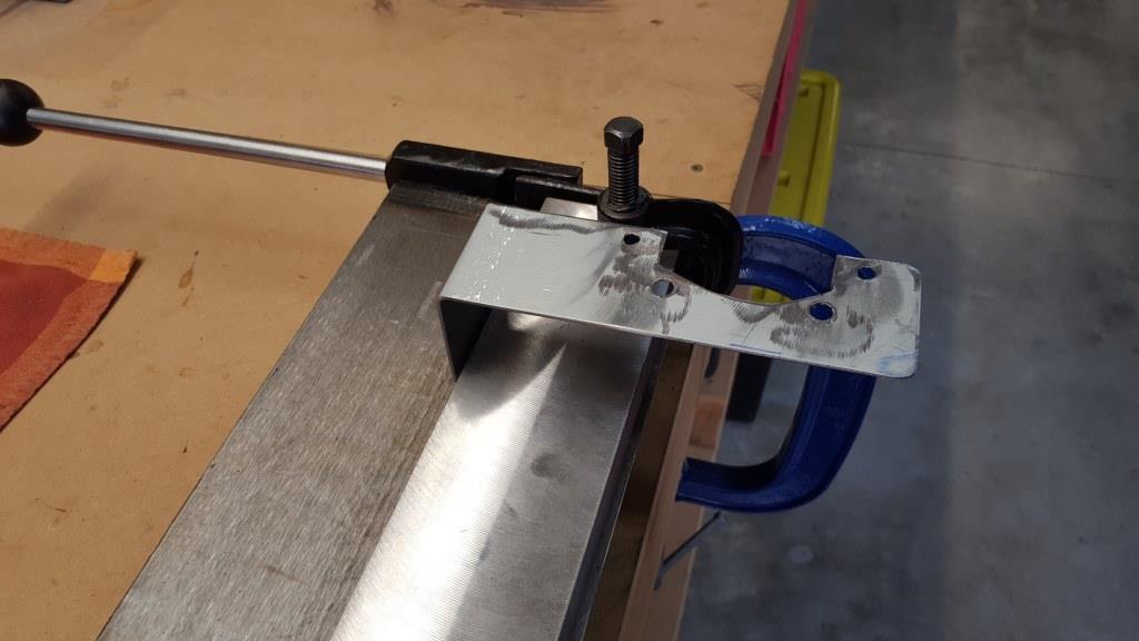 bending brake