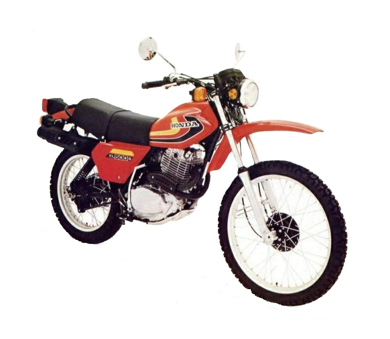1980 honda xl500s wiring diagram