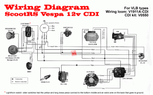 wiring_vespa_cdi_vlb 300x187 bajaj scooter update 3 southern scoot scooter cdi wiring diagram at bayanpartner.co