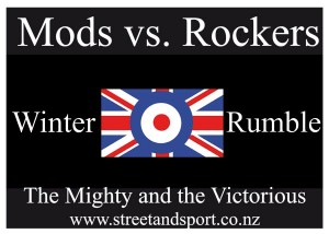 Mods and Rockers 2012
