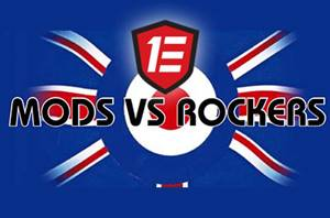 Mods and Rockers 2014