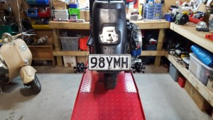 Bajaj scooter update 14