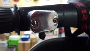 Bajaj scooter indicator switch