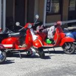 Canscoot Show Weekend Ride 2017