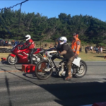 2018 Burt Munro Challenge Rally drags