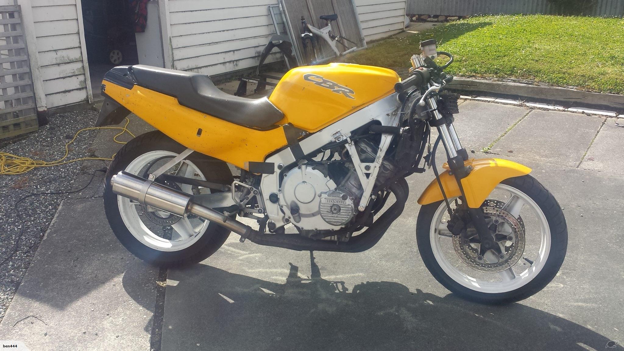 1989 Honda CBR600