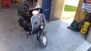 Bajaj scooter