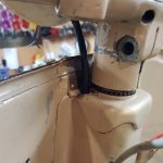 headlight cabling