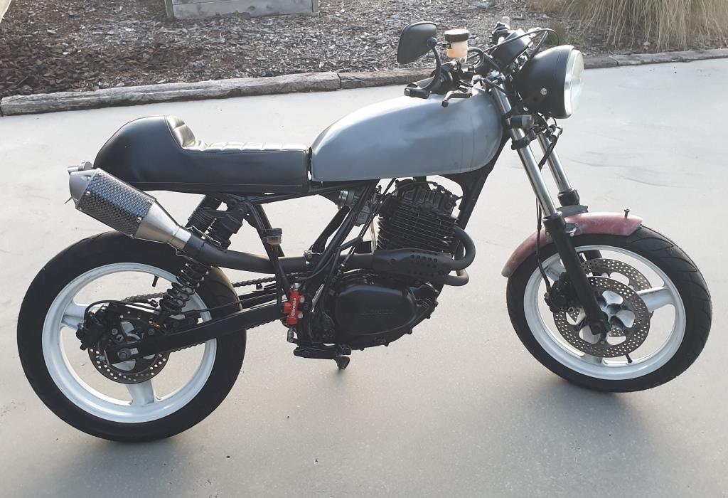 1979 Honda XL500S – Tyres